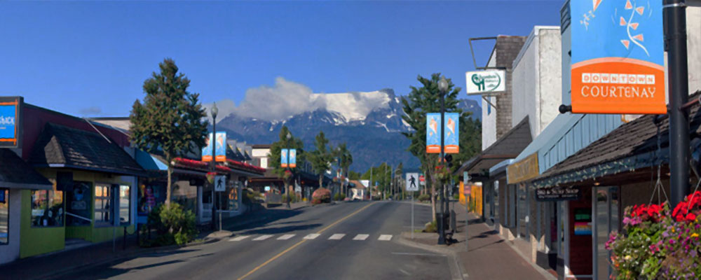 The City of Courtenay's First Asset Management Plan